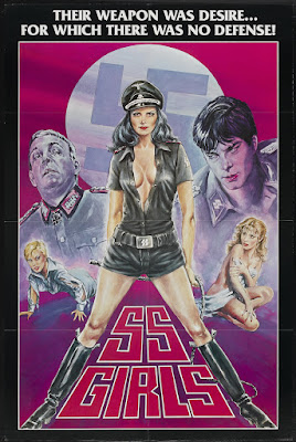 SS Girls (Casa privata per le SS / Private House of the SS) (1977, Italy) movie poster