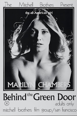 Behind the Green Door (1972, USA) movie poster