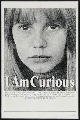 I Am Curious (Yellow) (Jag är nyfiken - en film i gult) (1967, Sweden) movie poster