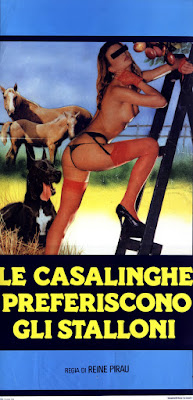 Housewives Prefer Stallions (Le Casalinghe P... gli stalloni) (1994, Italy) movie poster