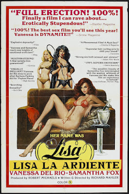 Her Name Was Lisa (1979, USA) movie poster