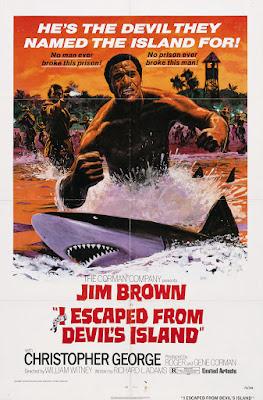 I Escaped from Devil's Island (1973, USA / Mexico)