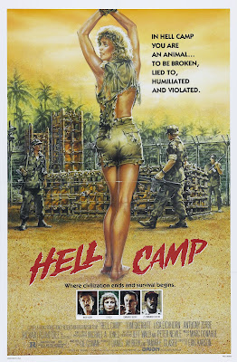 Opposing Force (aka Hell Camp) (1986, USA) movie poster