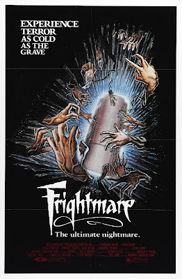 Frightmare (1983, USA) movie poster