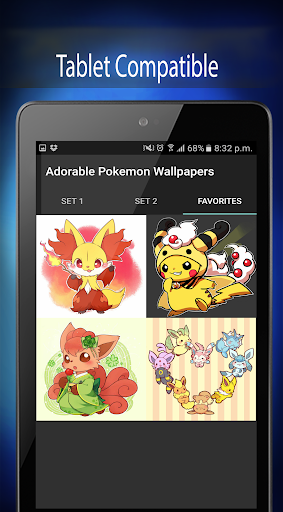 Adorable Pokemon Wallpapers app (apk) free download for Android/PC/Windows screenshot