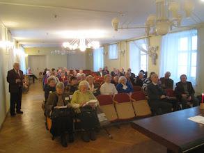 Photo: EGeS Tallinna osakonna koosolek 13.12.2010