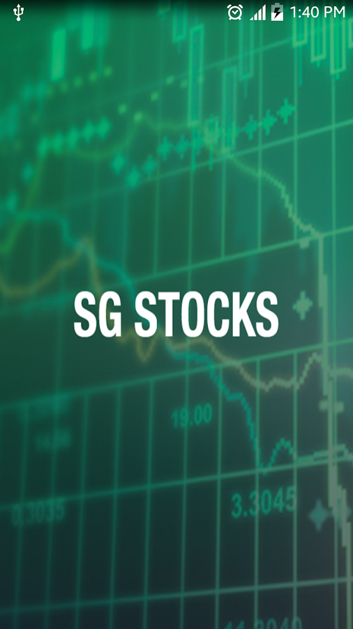 SG Stocks- screenshot