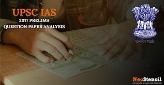 UPSC 2017 IAS Prelims Question Paper Analysis