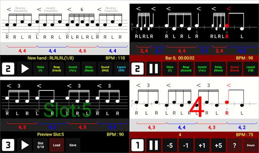 Download Drum Beat Metronome Google Play softwares - aGhTPfc0uVMA