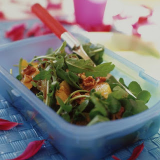 Watercress, Arugula and Orange Salad