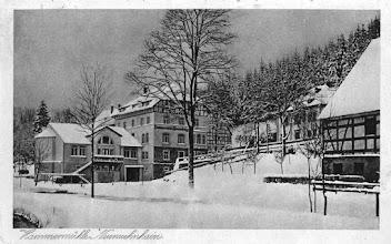 Photo: Wünschendorf im Erzgebirge Hammermühle Neunzehnhain