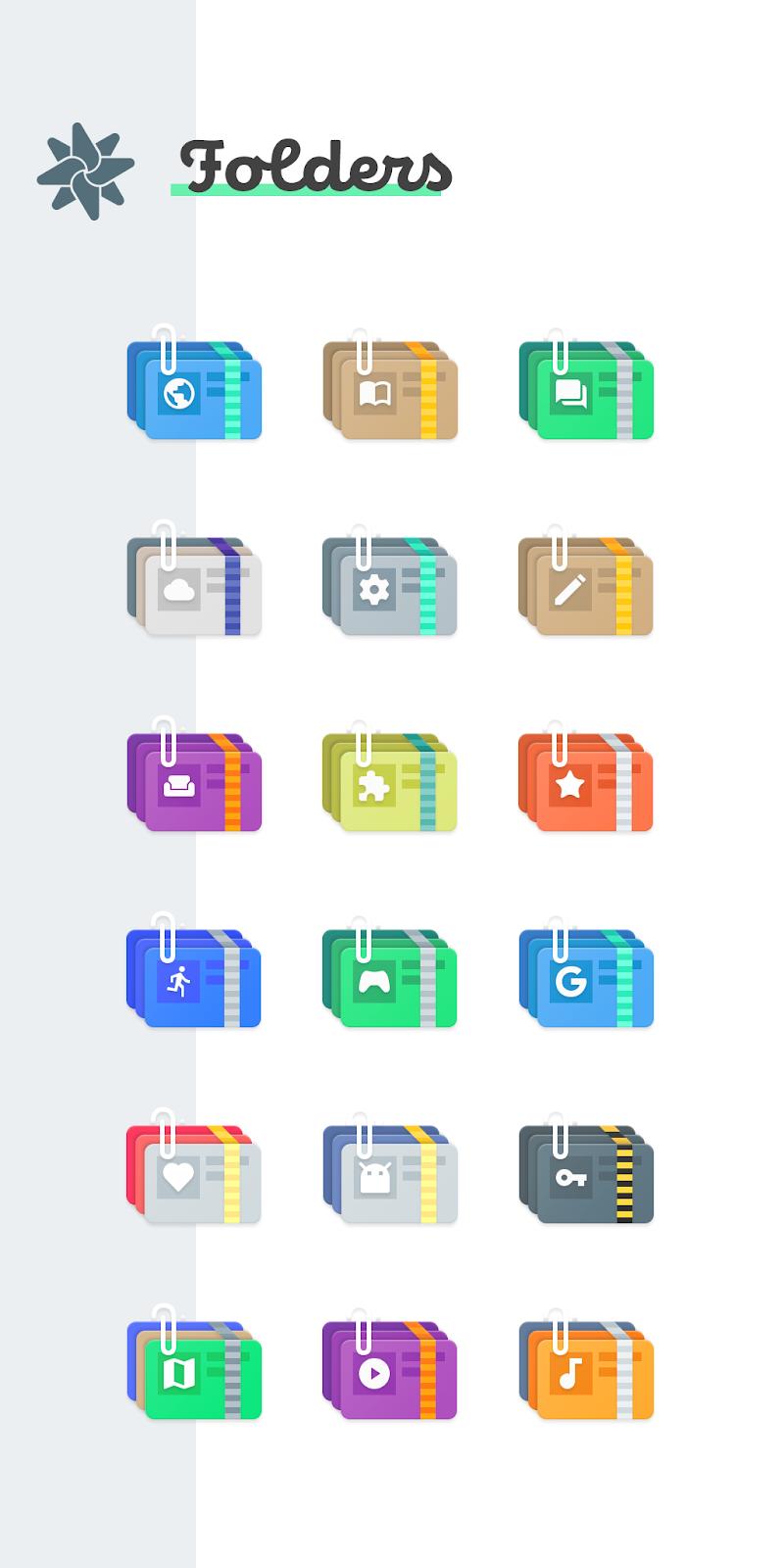 Cornie Icons Screenshot 4