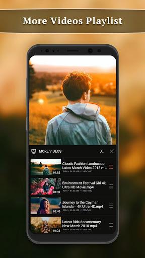 QPlayer - HD Video Player 1.0.1 screenshots 4