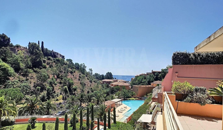 Villa avec piscine et terrasse Theoule-sur-mer
