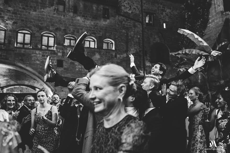 Fotografo di matrimoni Simone Miglietta (simonemiglietta). Foto del 01.11.2019