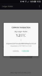 Ledger Authenticator- screenshot thumbnail