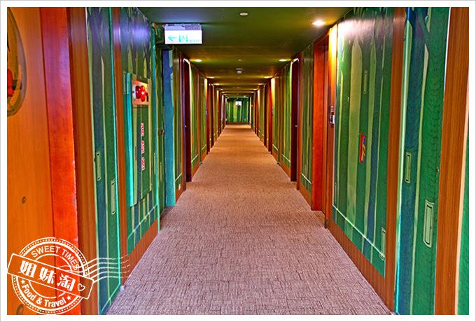 花蓮翰品酒店幾米主題房