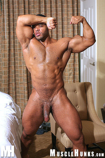 Factbook Ethnic latino muscle cock just