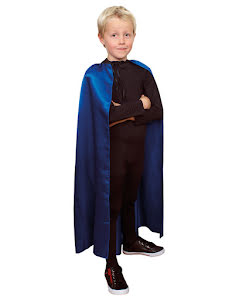 Cape barn, blå 90 cm