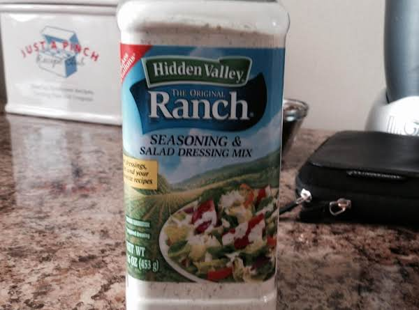 Ranch Dressing Made Better Recipe