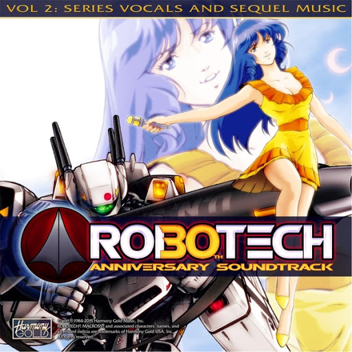 Various Artists: Robotech 30th Anniversary Soundtrack, Vol