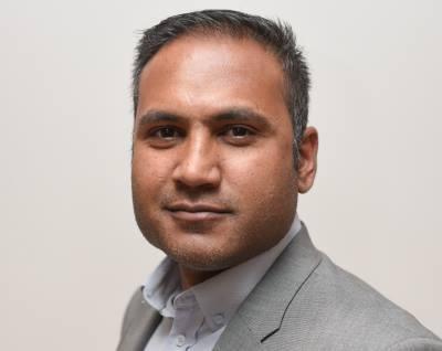 Rishi Nirghin, Executive, IBM Systems, IBM Southern Africa.