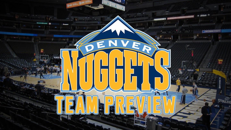 Watch Denver Nuggets Team Preview live