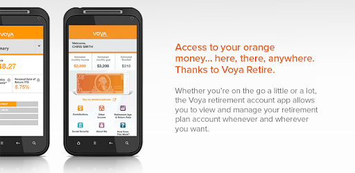 voya retire apps on google play