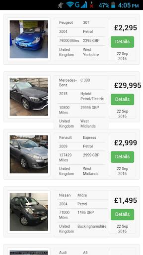 玩免費遊戲APP|下載Buy Used Cars in UK app不用錢|硬是要APP