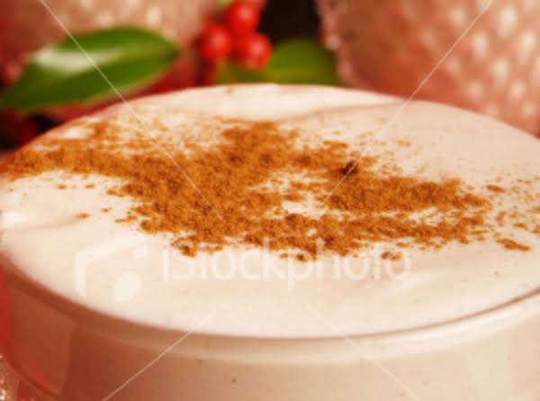 Bella's Sherry Nog Recipe