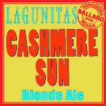 Lagunitas Cashmere Sun Blonde Ale