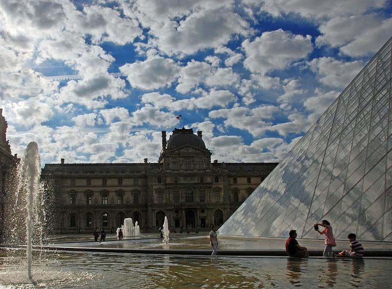 Nuvole a Parigi di aldopaolo