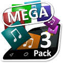 Mega Theme Pack 3 iSense Music icon