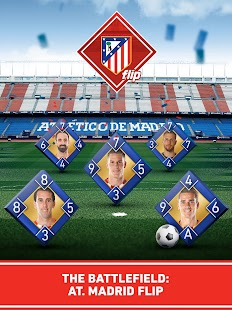 Atletico de Madrid Flip- screenshot thumbnail