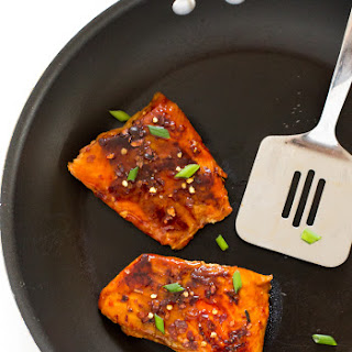 20 Minute Firecracker Salmon.