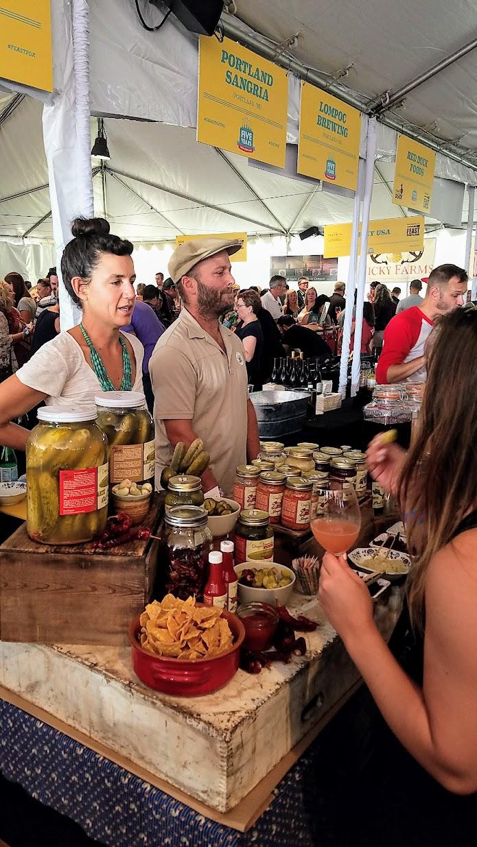 Feast 2015, Oregon Bounty Grand Tasting