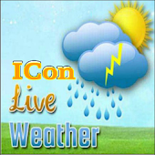 Icon Live Weather
