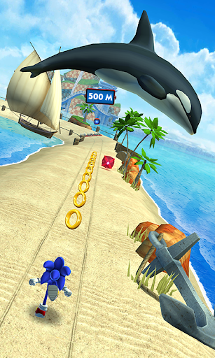 Sonic Dash apkdebit screenshots 2