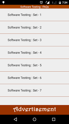 Software Testing Interview FAQ - screenshot
