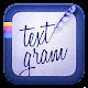 Textgram X - Write on photos APK