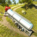 Cargo Oil Tanker Simulator - Offroad Truck Racing icon