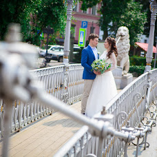 Wedding photographer Aleksandr Yasinovich (alex911). Photo of 05.08.2016