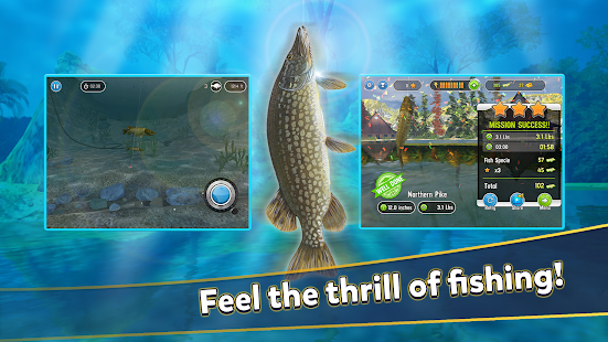 Fishing Simulator - Hook & Catch (Mod Money)