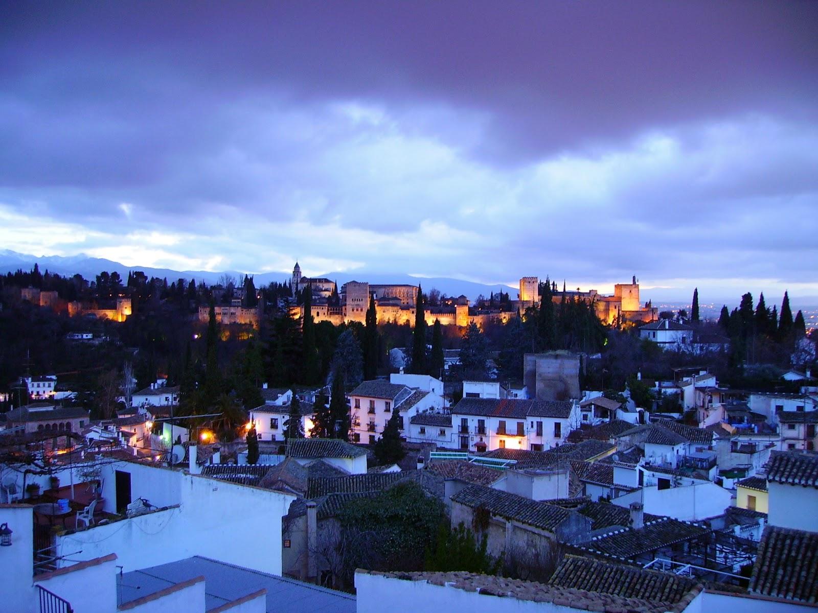 Los mejores meses para visitar Granada