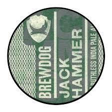 Logo of Brewdog Jackhammer