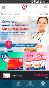 Farmacias del Ahorro- screenshot thumbnail