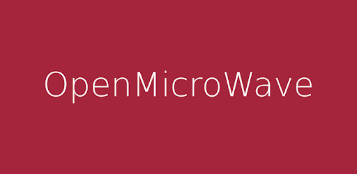 OpenMicroWave (OMW) - Apps on Google Play