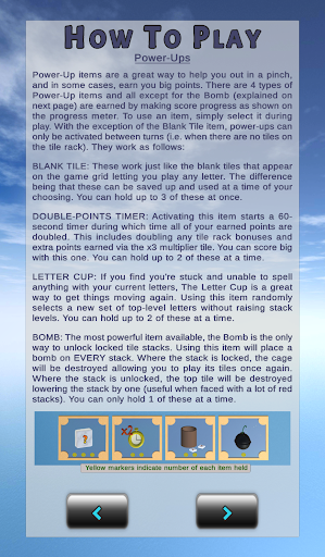 4-Ever Words (Word Building Game) - screenshot