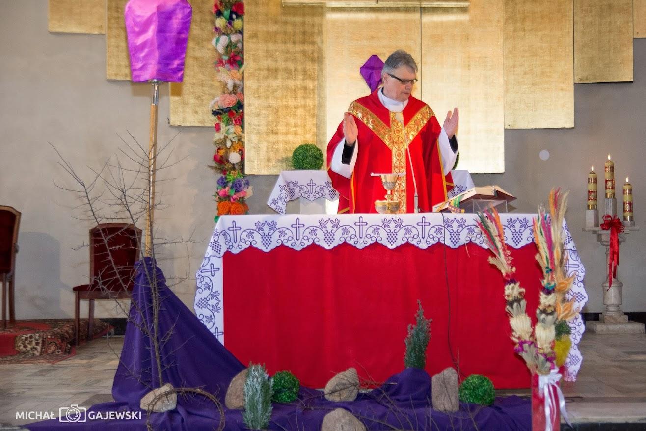 Wielki Tydzień wnaszym kościele
