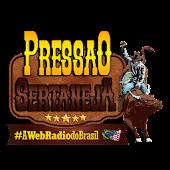 Rádio Pressão Sertaneja